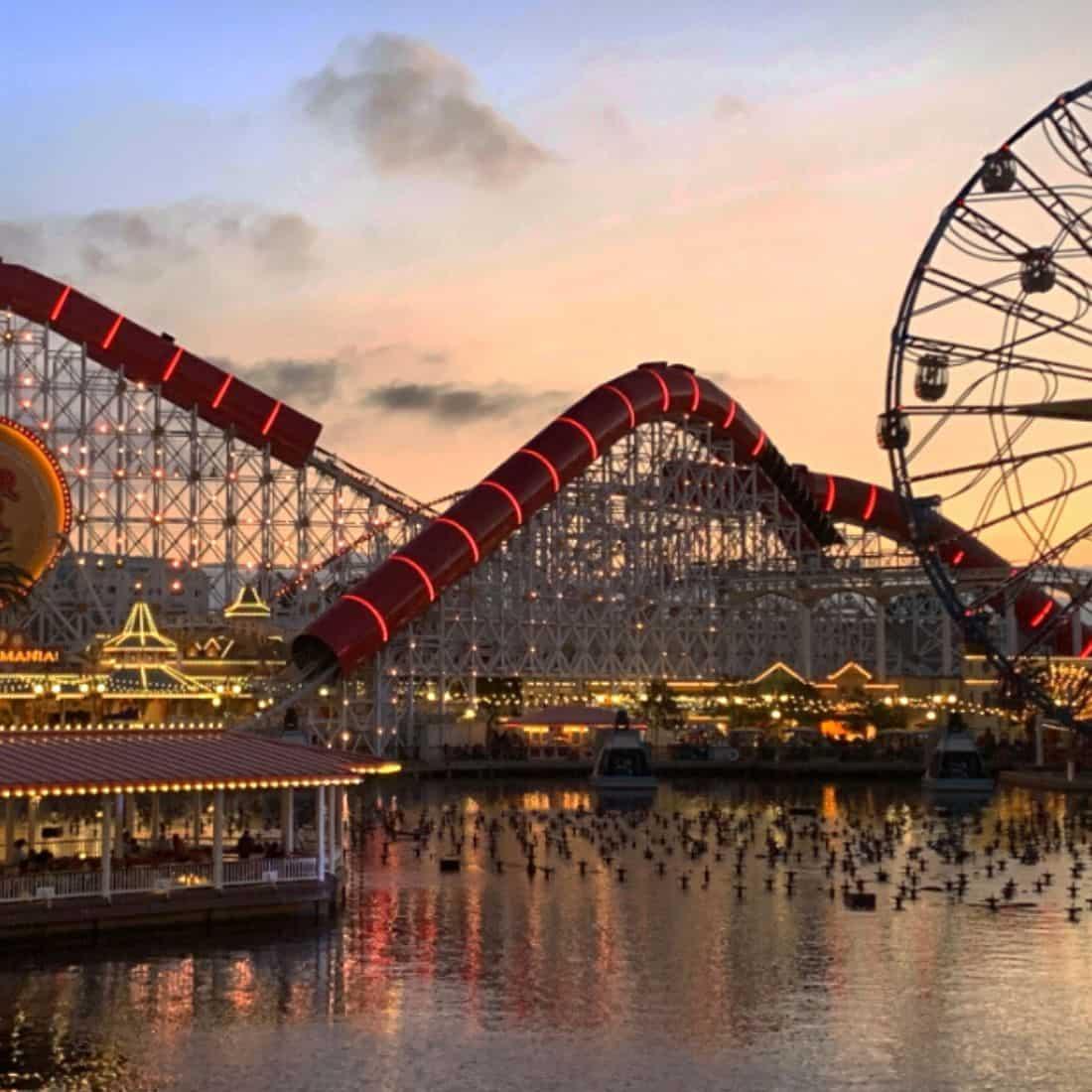 The Fastest Ride at Disneyland