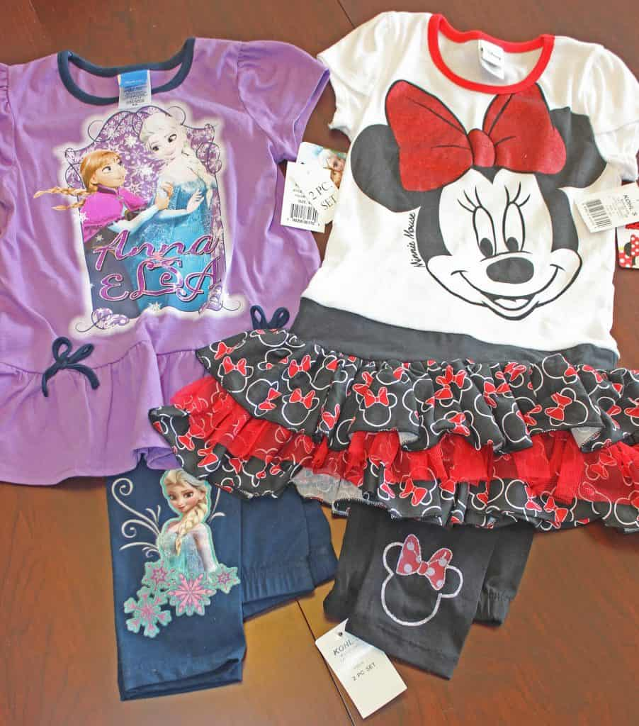 Save money at Disney by buying Disney clothes at home