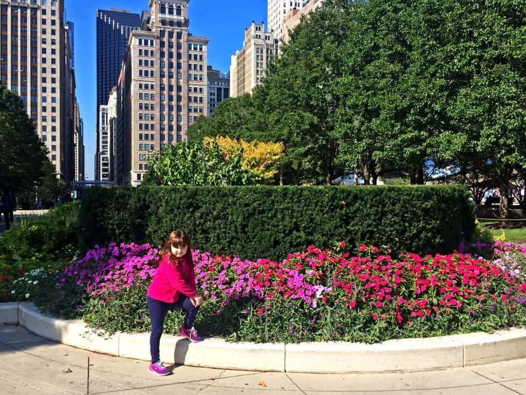 Chicago's Millenium Park