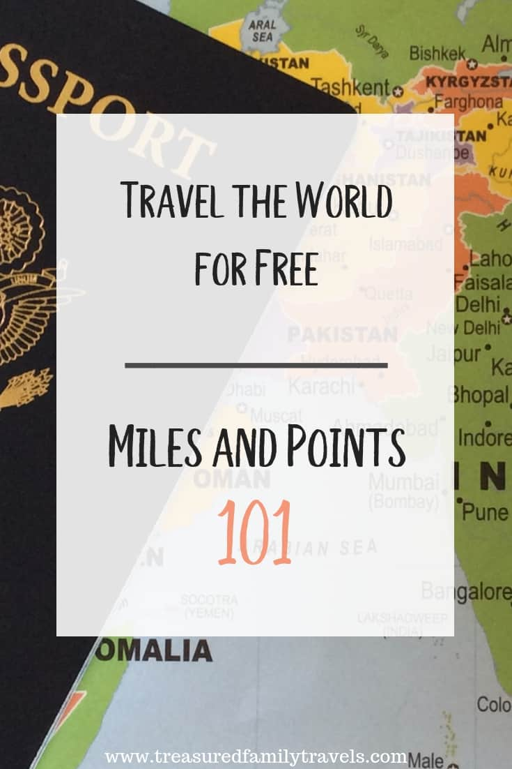 Do you want to know the basics of traveling for free or reduced cost? This article walks you through the basics of miles and points so you can be on your way to the vacation of your dreams.