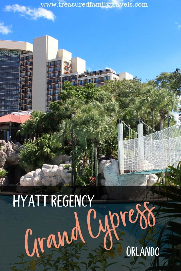 Tranquility, awesome amenities and a beautiful hotel make for a great family vacation. Read this Hyatt Regency Grand Cypress review to see if it's right for your family.