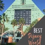 Best offsite Disney World Hotel - Disney Swan and Dolphin