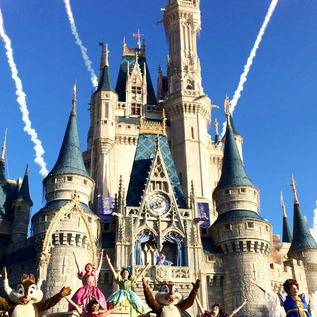 How to stay for free at Disney World with SPG