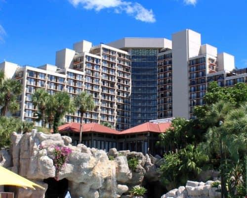Hyatt Regency Grand Cypress Resort and pool