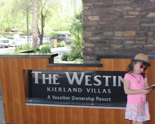 Westing Kierland Villas Scottsdale