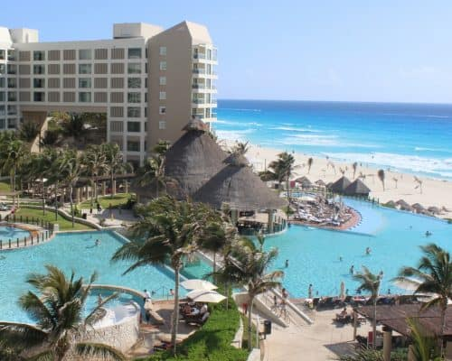 Westin Lagunamar Cancun - View from the room
