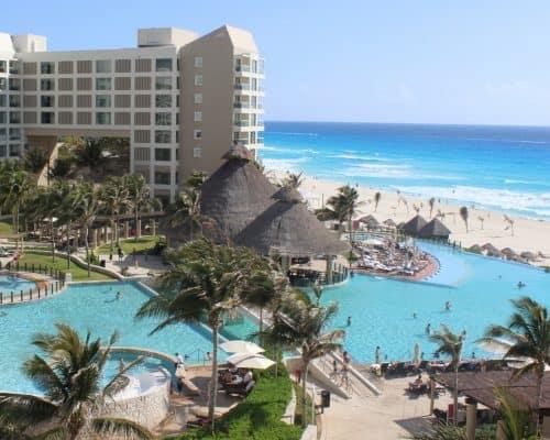 Westin Lagunamar Cancun - View from the room