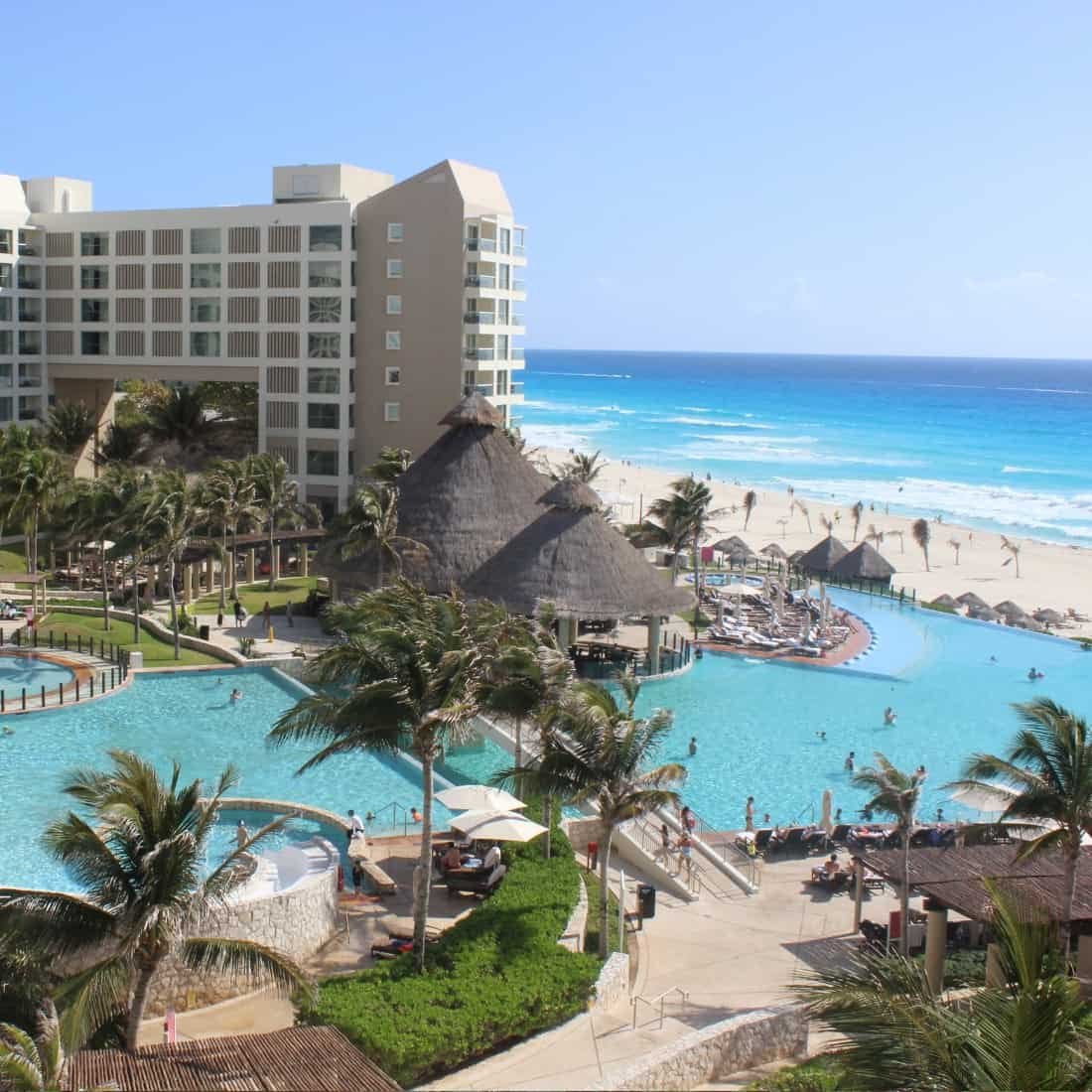 Westin Lagunamar Cancun Resort and Spa
