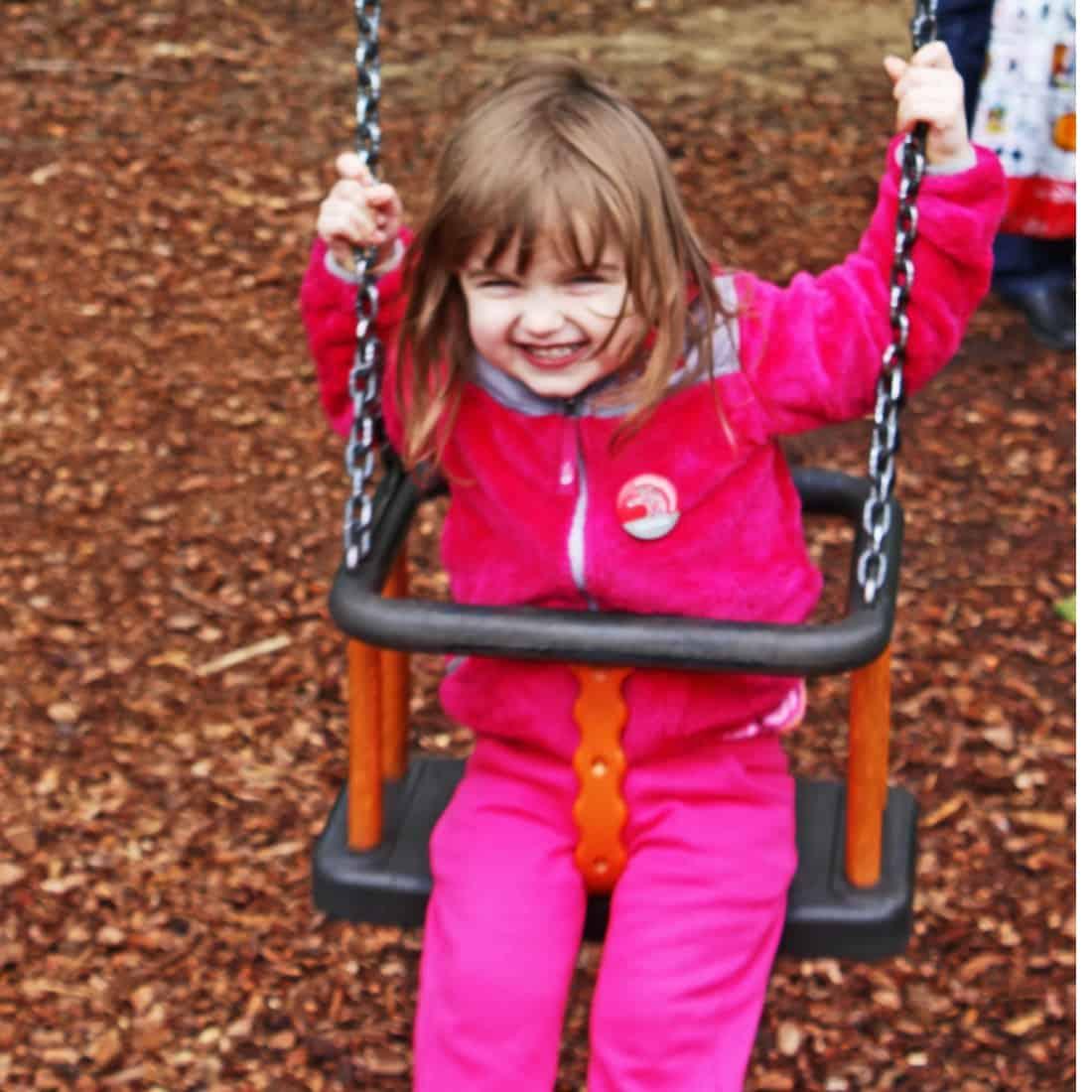 Swinging in Kensington Park - Why I quit Corporate Life