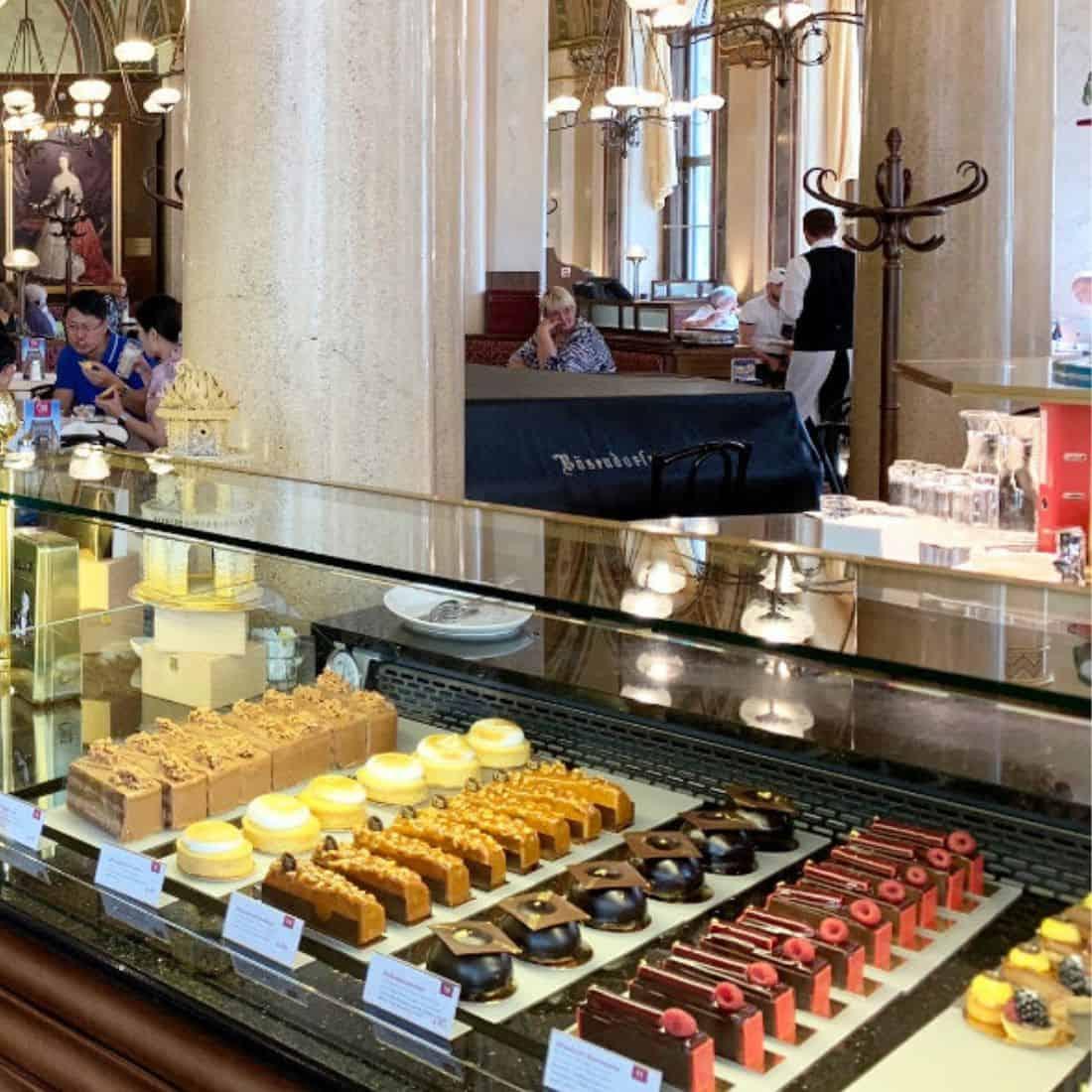 Best Cafes in Vienna