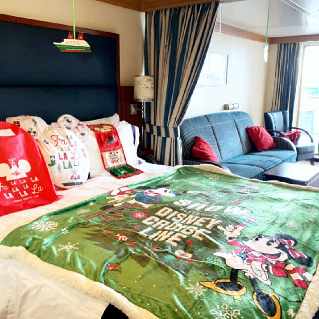 How to Organize Your Disney Cruise Stateroom