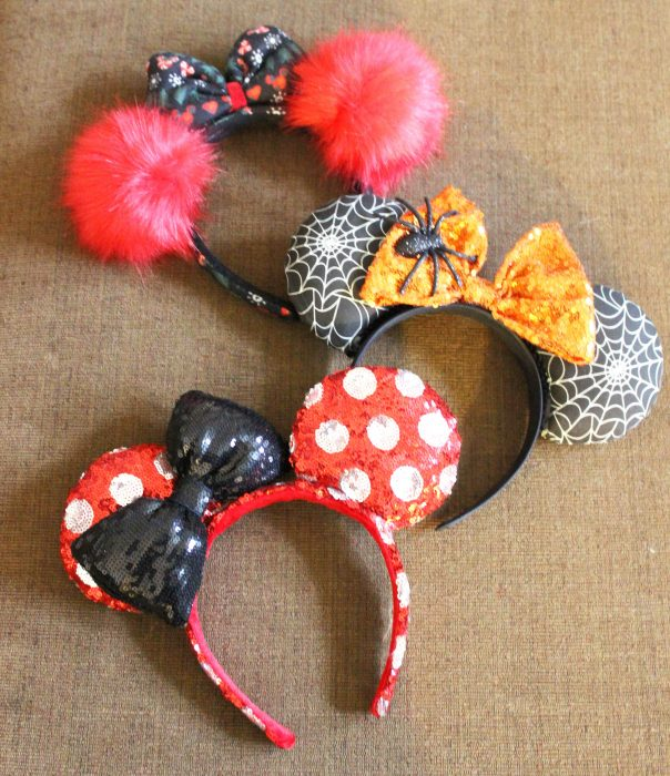 Disney packing list - Mickey ears