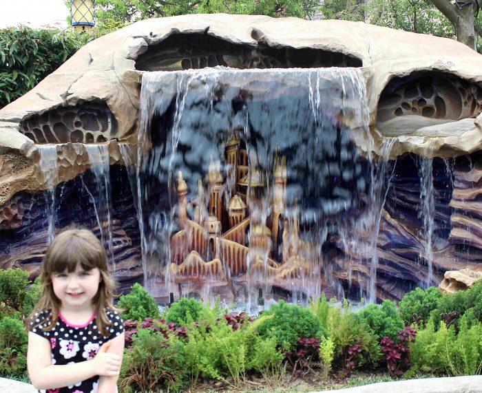 Hong Kong Disneyland Review Fairy Tale Forest Ariel
