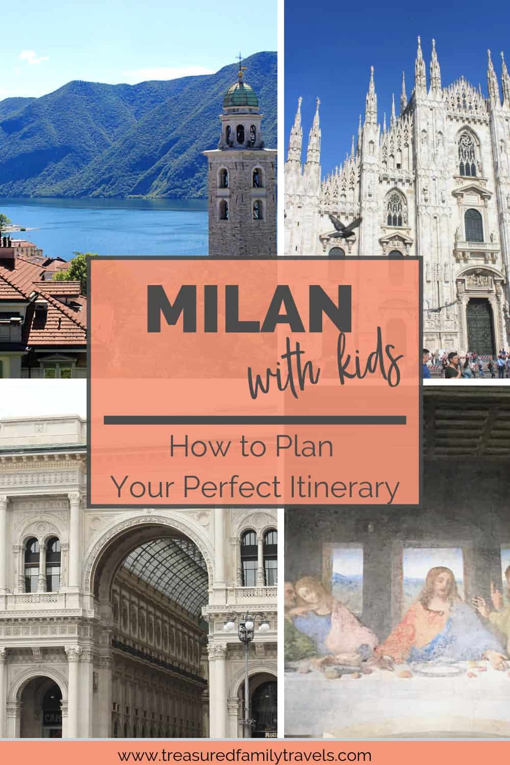 Vacationing in Milan with kids? If you are traveling to one of Italy's greatest destinations and are looking for things to do with children, click here! Find places to go in Milan with kids as well as day trips from this central city. #milan #milanitaly #europe