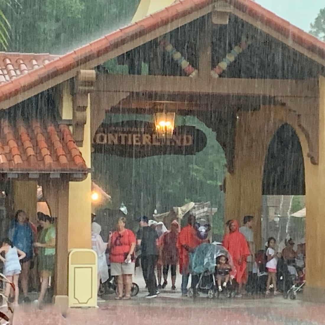 Rain at Disney World? Take Cover with These 7 Things to Do